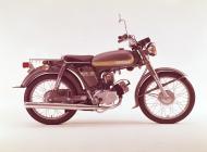 1972 Yamaha YB90