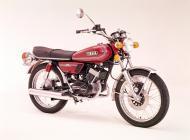 1973 Yamaha RD125