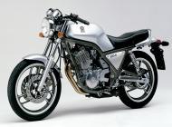 Yamaha SRX600 1986
