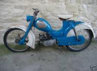 Zundapp Combinette Moped