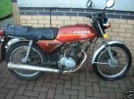 1979 CB100N