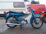 1968 Yamaha V50