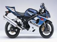 2005 Suzuki GSX-R750