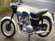 1957 Triumph Tiger