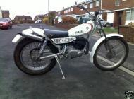 1974 Yamaha TY175