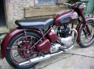 1951 Triumph Speed Twin