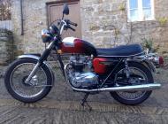 1980 Triumph Bonneville T140E