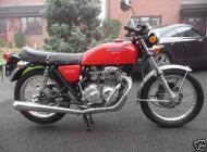 Honda CB 400/F