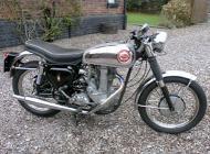 1955 BSA DB34 Goldstar