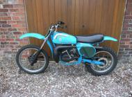 1970 Bultaco Pursang MK12