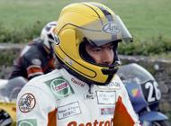 Joey Dunlop at Steam Packet
