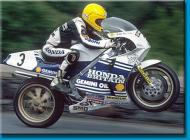 Joey Dunlop - Isle of Man TT. Sudby Bridge
