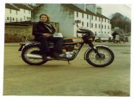1969 Triumph T150