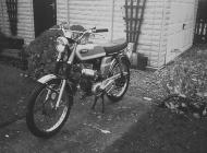 1973 Yamaha FS1E