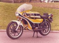 1976 Yamaha RD250D
