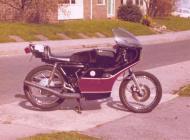 1976 Yamaha RD250 C