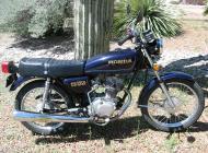 1982 CB125S