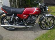 1982 Yamaha RD200DX