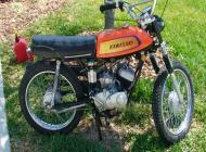 1971 Kawasaki G3TR