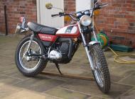 1975 Yamaha DT175