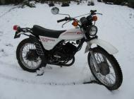 BSA Tracker 125
