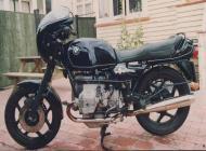 1988 BMW R80
