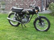 1973 Honda Novio