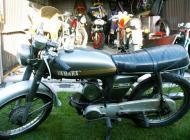 1968 Yamaha YB50