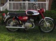 Yamaha YCS1 180 Bonanza