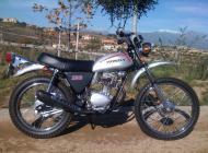 1973 Honda SL125 K2