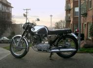 1967 Honda CB77 Superhawk