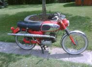 Yamaha 85 J1TL