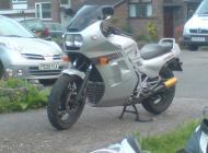 1986 Honda VF1000 F2F