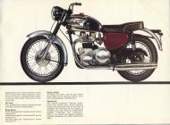 1963 Matchless 5 Brochure
