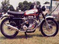 1962 Matchless Typhoon
