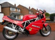1989 Ducati 400SS