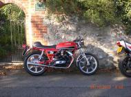 1979 Moto Morini 3 1/2 Sport