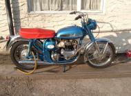 1960 Norton Manxman 650
