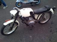 1968 Gilera 125cc Cafe Racer