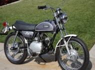 1972 Yamaha JT1