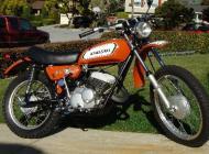 1970 Kawasaki F5 Bighorn