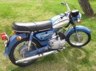 1968 Yamaha YA7