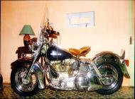 1974 Harley Havidson FL