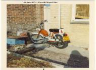 1974 Garelli Moped