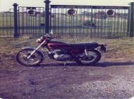 1978 Honda CB400 Four