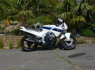 Honda CBR250F MC14