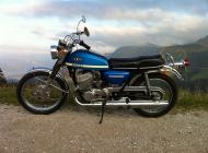 1970 Suzuki Titan III T500