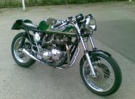 1969 Rickman Triumph Metisse