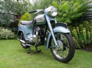 1961 Triumph 3TA Twenty One
