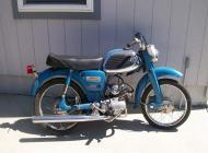 1965 Yamaha YJ-1